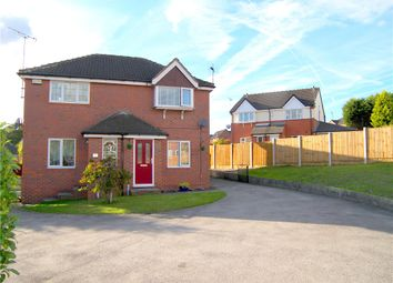 Thumbnail 2 bed semi-detached house for sale in Lea Vale, Broadmeadows, South Normanton, Alfreton