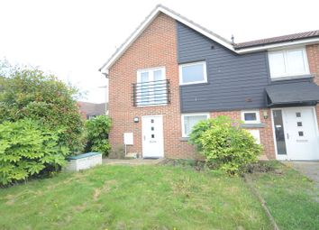 Thumbnail 1 bed end terrace house to rent in Hewitt Road, Basingstoke
