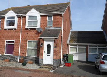 Thumbnail 3 bed semi-detached house for sale in Worthing Mews, Clacton On Sea