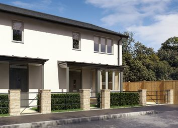 "Thumbnail 3 bedroom semi-detached house for sale in ""The Amberina"" at Beckford Drive, Lansdown, Bath"