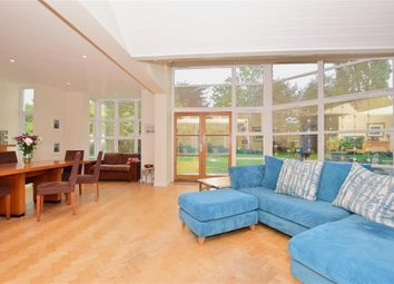 Thumbnail 4 bed detached house for sale in Berengrave Lane, Rainham, Gillingham, Kent