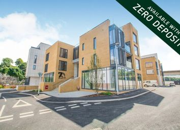 Thumbnail 1 bedroom flat to rent in Wye Apartments, Severn Quay, Chepstow
