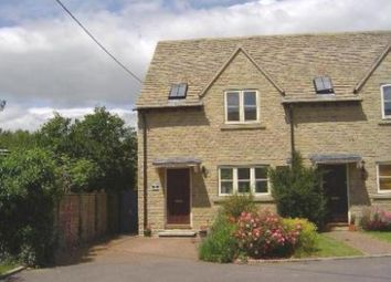 Thumbnail 3 bed semi-detached house to rent in Chestnut View, Alvescot, Bampton