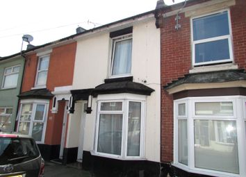 Thumbnail 2 bed terraced house for sale in Lower Derby Road, Stamshaw, Portsmouth