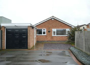 Thumbnail 2 bed detached bungalow for sale in Dog & Gun Lane, Whetstone, Leicester