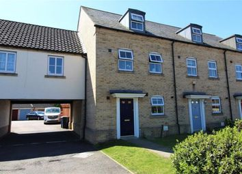 Thumbnail 3 bed end terrace house for sale in Cleves Road, Haverhill, Suffolk