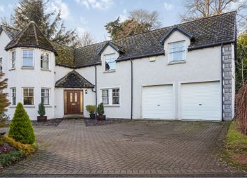 5 bed detached house for sale in Rhuallan Grove, Nairn IV12