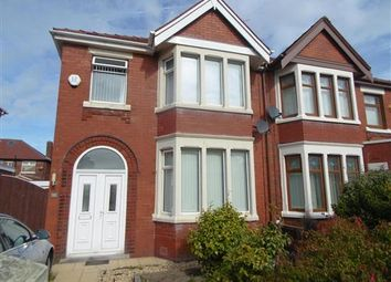 Thumbnail 3 bed property to rent in St Martins Road, Blackpool