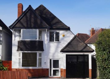 Thumbnail 3 bed detached house to rent in Dudley Park Road, Acocks Green, Birmingham