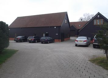 Thumbnail Office for sale in Part Barn 7 & Barn 8, New Inn Farm, Sand Lane, Barton Road, Silsoe, Bedfordshire