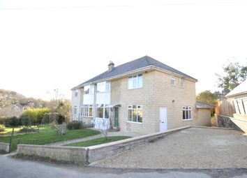 Thumbnail 4 bed semi-detached house for sale in Eagle Road, Batheaston, Bath, Somerset