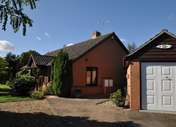 Thumbnail 2 bed detached bungalow for sale in Barking Road, Needham Market, Ipswich