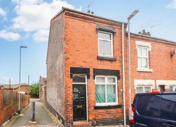 Thumbnail 2 bedroom terraced house for sale in Elm Street, Burslem, Stoke-On-Trent