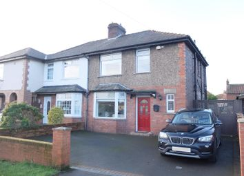 Thumbnail 3 bed semi-detached house for sale in London Road, Carlisle