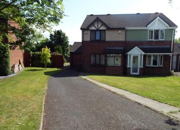 Thumbnail 3 bedroom semi-detached house for sale in Dorrington Green, Great Barr, Birmingham, West Midlands