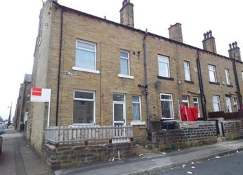 Thumbnail 3 bed end terrace house for sale in Hornby Street, Halifax, West Yorkshire