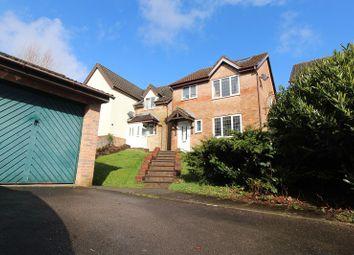 4 bed detached house for sale in Heol Isaf Hendy, Miskin, Pontyclun, Rhondda, Cynon, Taff. CF72