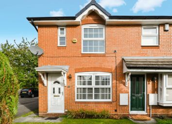 Thumbnail 2 bed town house for sale in 38 Meadowgate Croft, Wakefield