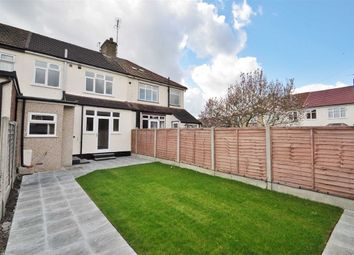 Thumbnail 3 bed terraced house to rent in Kenning Road, Hoddesdon, Hertfordshire