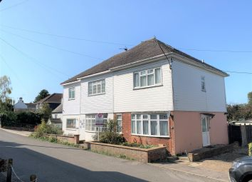 The Street, Adisham, Canterbury CT3. 2 bed semi-detached house