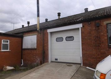 Thumbnail Light industrial to let in Unit 3, Victoria Street, Mansfield, Notts