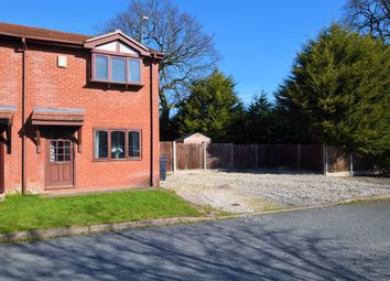 Thumbnail 2 bedroom semi-detached house for sale in Celyn Close, Wrexham