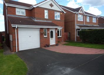 Thumbnail 3 bedroom detached house for sale in Fairfield Avenue, Blyth