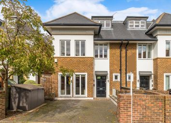 Thumbnail 6 bed semi-detached house for sale in Lancaster Gardens, Wimbledon, London