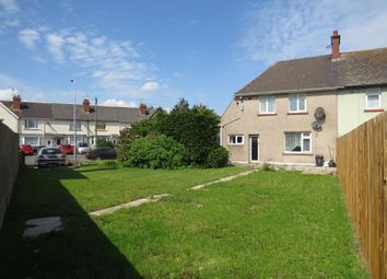 Thumbnail 3 bedroom semi-detached house for sale in Storrar Road, Tremorfa, Cardiff