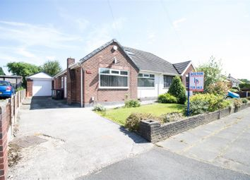 Thumbnail 3 bedroom semi-detached bungalow to rent in Hyde Road, Walkden, Manchester