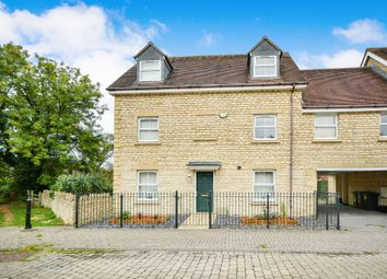 Thumbnail 4 bed semi-detached house for sale in Lake View, Calne