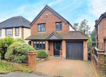 Thumbnail 4 bed detached house for sale in Bridge Hill, Epping, Essex