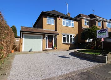 Thumbnail 3 bed detached house for sale in Kinnersley Avenue, Clough Hall, Kidsgrove, Stoke-On-Trent