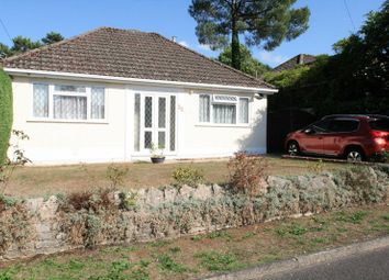 Thumbnail 2 bed detached bungalow for sale in Ameysford Road, Ferndown