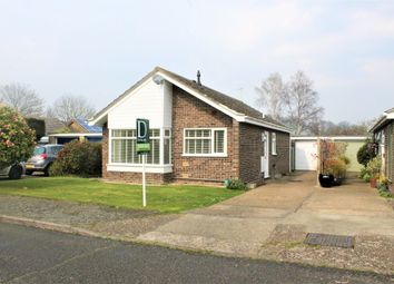 Thumbnail 2 bedroom detached bungalow for sale in The Drive, Reydon, Southwold