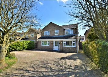 Thumbnail 4 bed detached house for sale in Cedar Road, Stamford