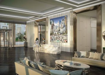 Thumbnail 3 bed flat for sale in Main Tower, 10 Indescon Square, London