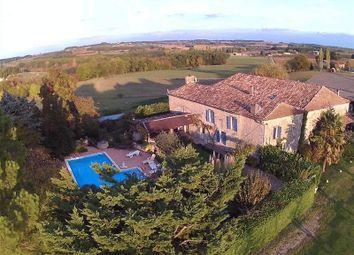 Thumbnail 9 bed property for sale in Near Duras, Lot Et Garonne, Aquitaine