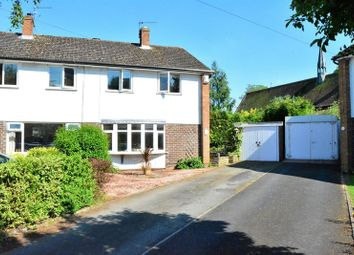 Thumbnail 3 bed semi-detached house for sale in St Andrews Way, Church Aston, Newport
