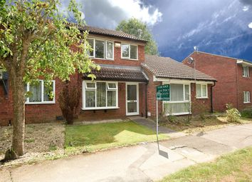 Thumbnail 3 bed terraced house for sale in Sharman Walk, Bradwell, Milton Keynes