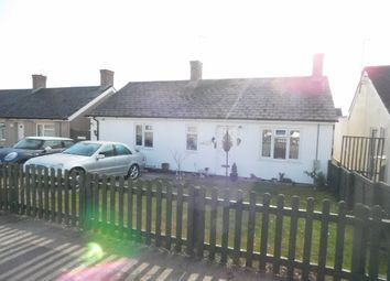 Thumbnail 3 bed detached bungalow for sale in Hillside, Stowmarket