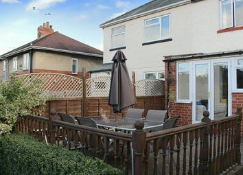 Thumbnail 3 bed semi-detached house for sale in Stockwell Grove, Knaresborough