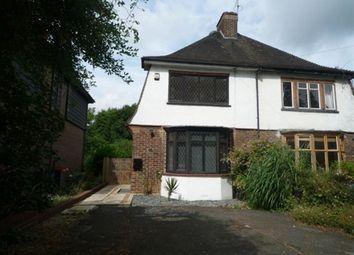 Thumbnail 4 bed semi-detached house to rent in Bradbourne Park Road, Sevenoaks