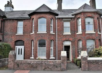 Thumbnail 3 bed terraced house for sale in Bircham Avenue, Ramsey, Isle Of Man