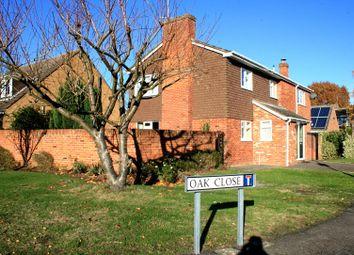 Thumbnail 4 bed detached house for sale in Oak Close, Thorpe-Le-Soken, Clacton-On-Sea