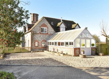 Thumbnail 4 bed detached house for sale in Northington Down, Alresford, Hampshire