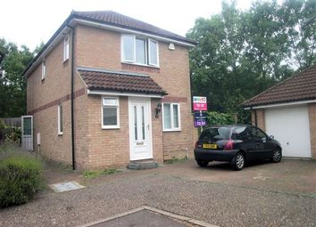 Thumbnail 3 bed detached house to rent in Tinsley Close, Crawley