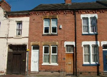 Thumbnail 1 bed flat to rent in Avenue Road Extention, Clarendon Park, Leicester