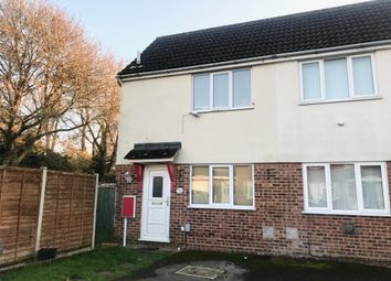 Thumbnail 1 bed semi-detached house for sale in Fishers Close, Little Billing, Northampton