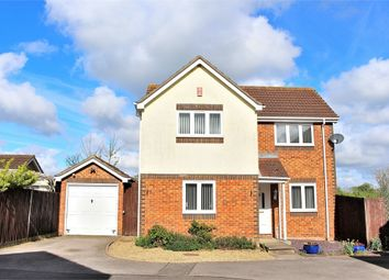 Thumbnail 3 bed detached house for sale in The Mead, Dunmow